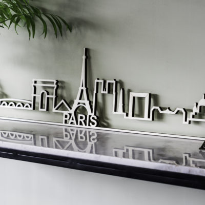 Skyline Parijs