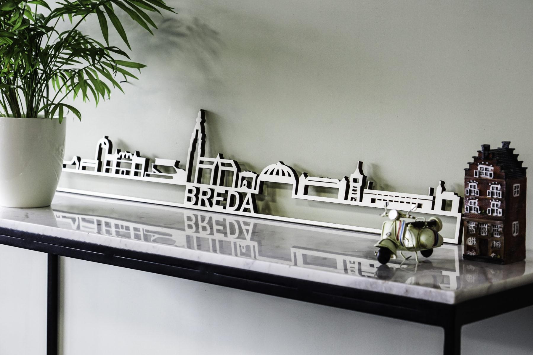 houten skyline Breda