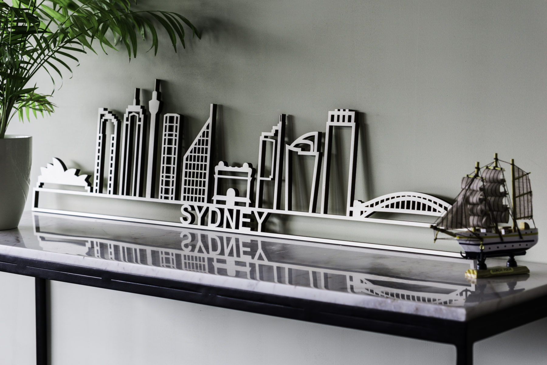 houten skyline Sydney