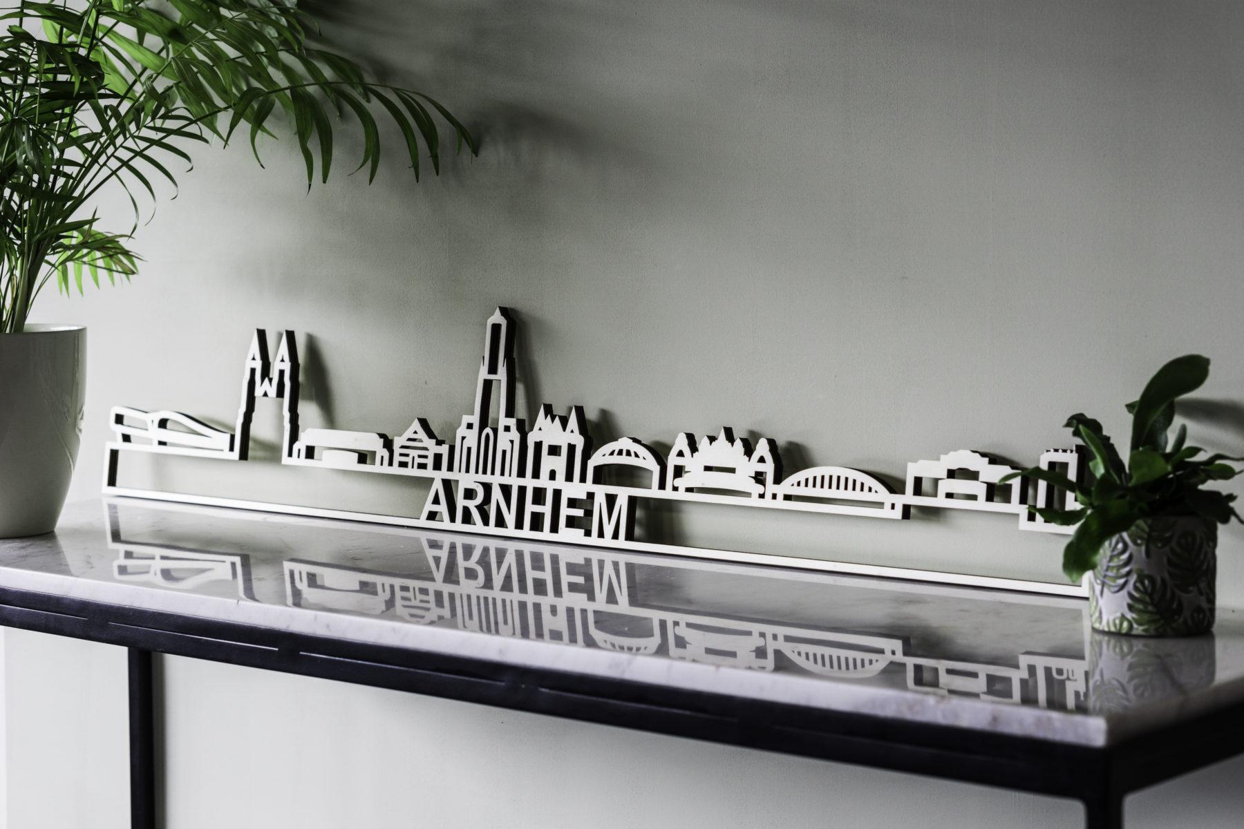Arnhem skyline hout
