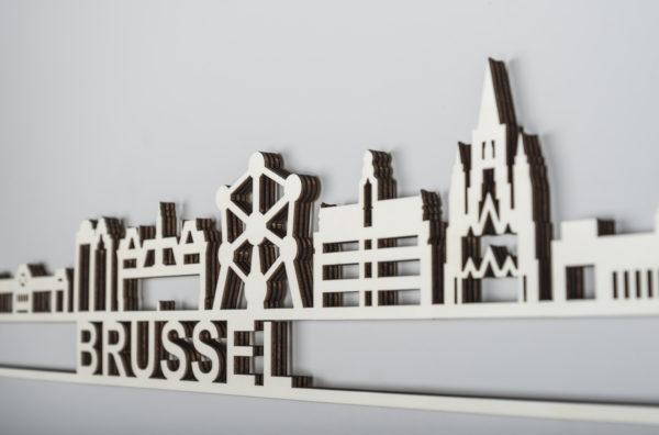 Skyline Brussel