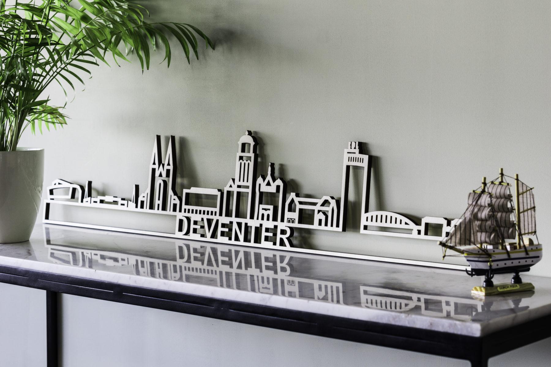 Skyline Deventer hout