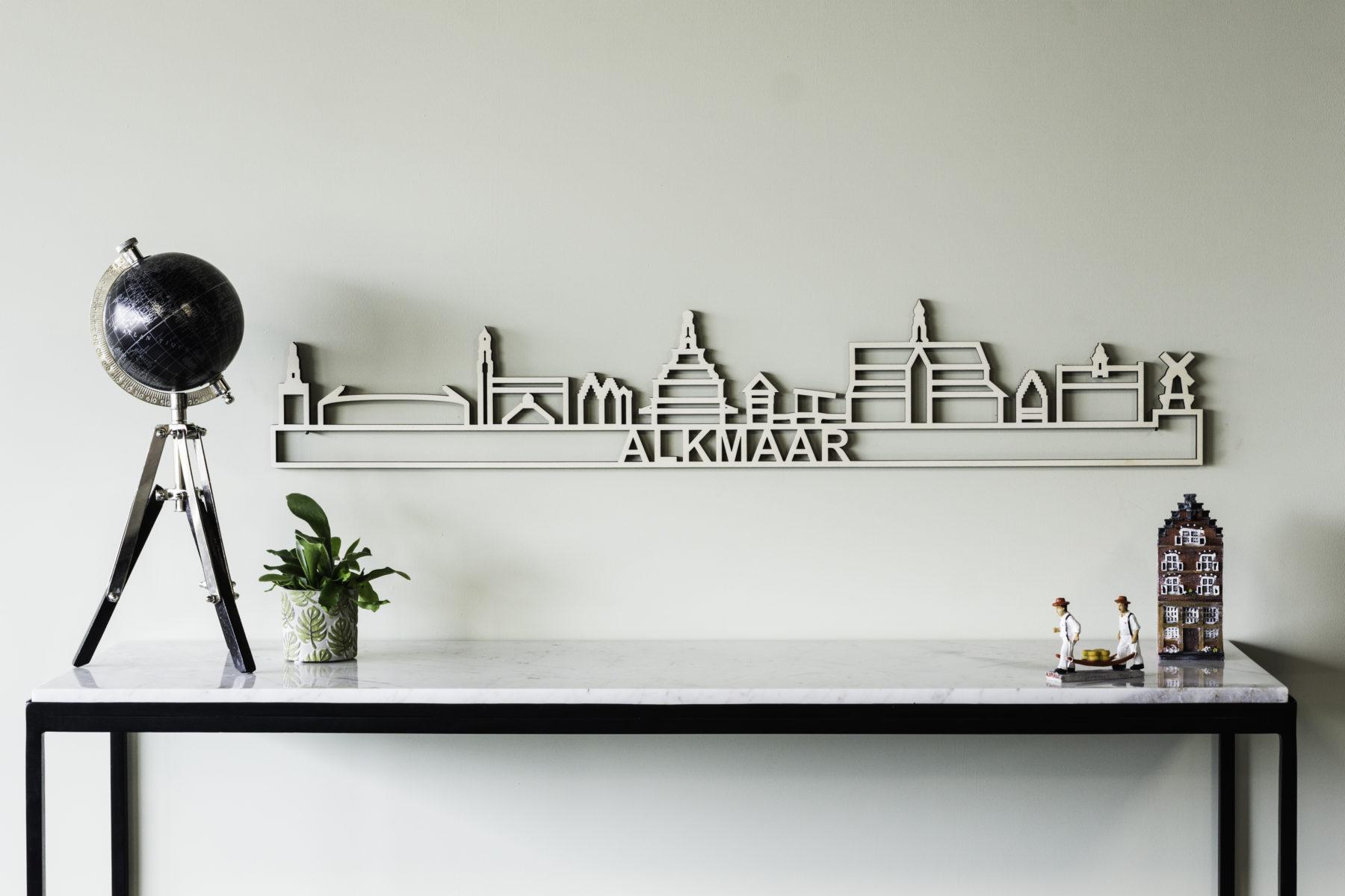 houten skyline Alkmaar