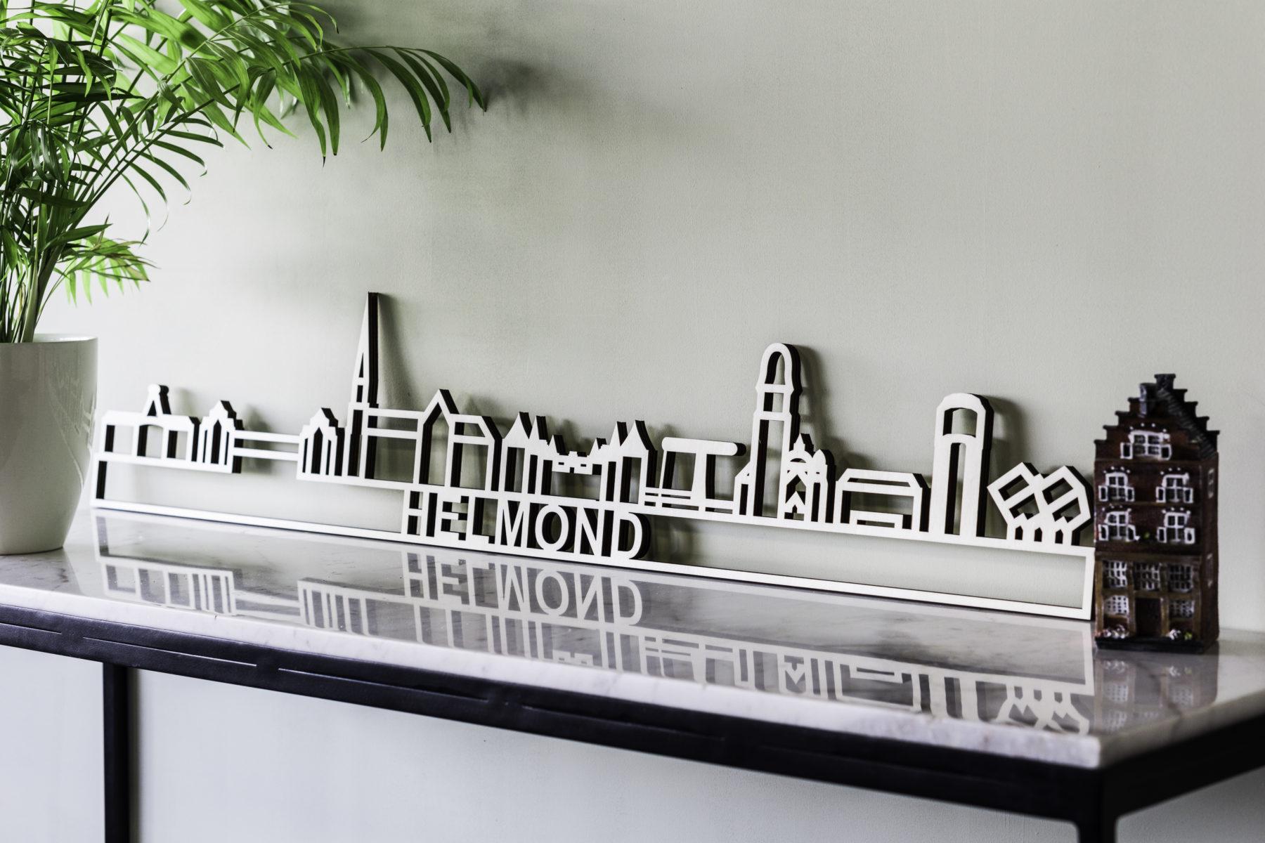 Skyline Helmond hout