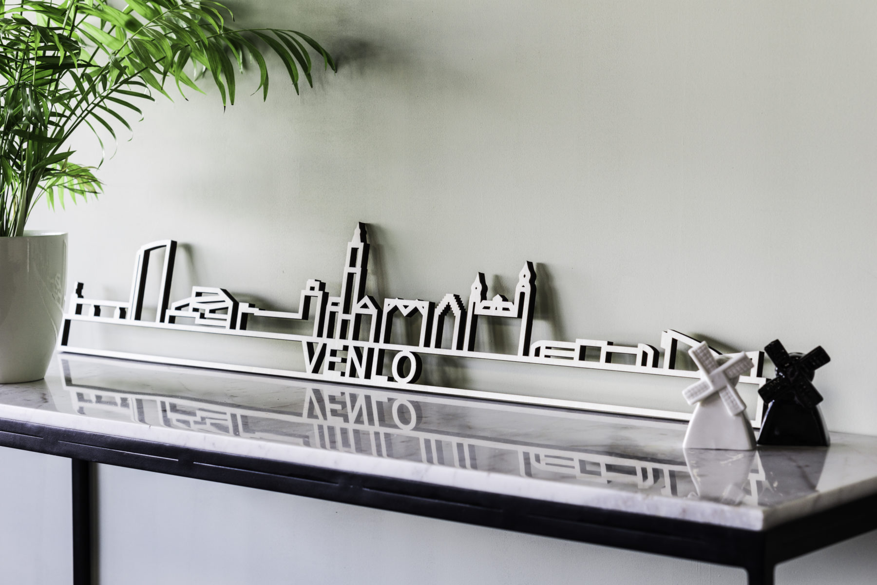 Skyline hout Venlo