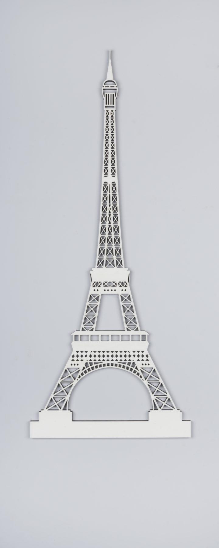 Eiffeltoren hout