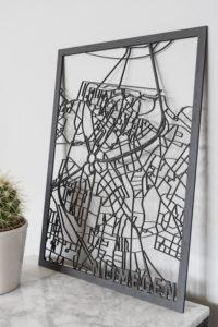 Citymap Nijmegen