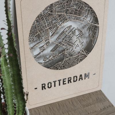 Citymap Rotterdam