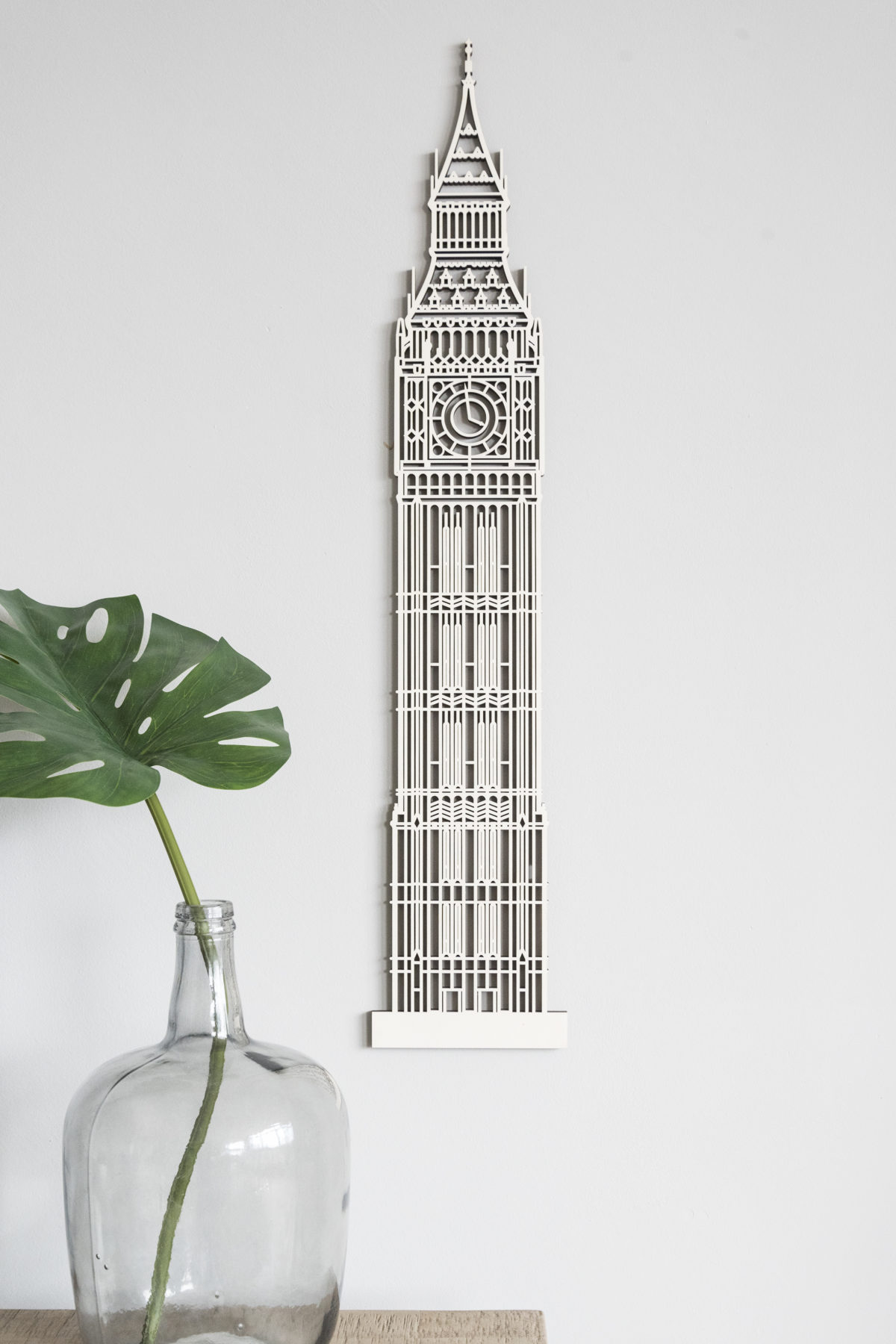 Big Ben London hout