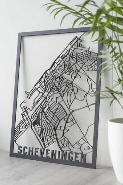 Citymap Scheveningen
