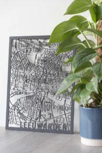 Citymap Leeuwarden