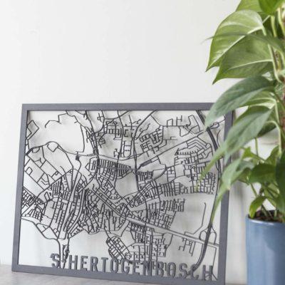 Citymap 's-Hertogenbosch