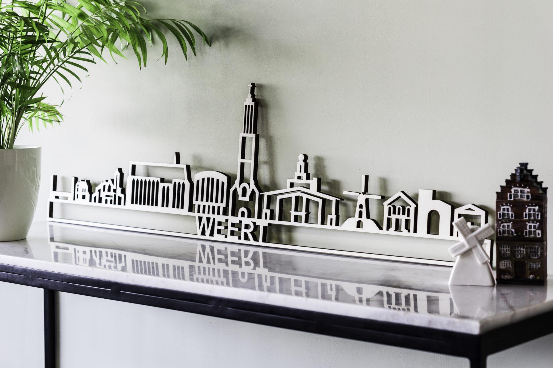 skyline Weert hout
