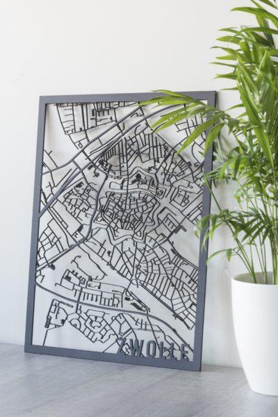 Citymap Zwolle