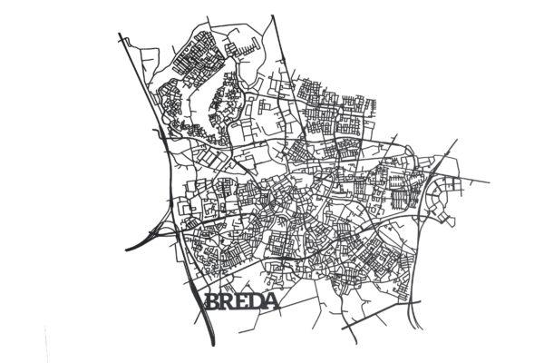 Vingerafdruk Breda