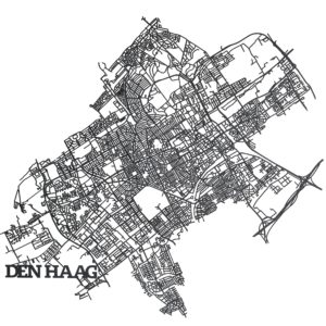 Vingerafdruk Den Haag