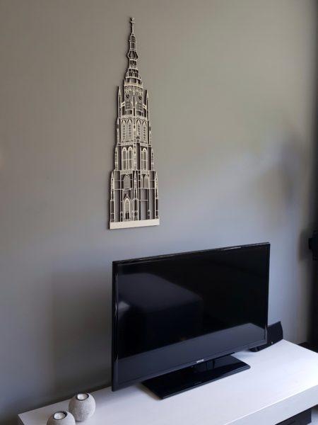 Grote kerk Breda hout