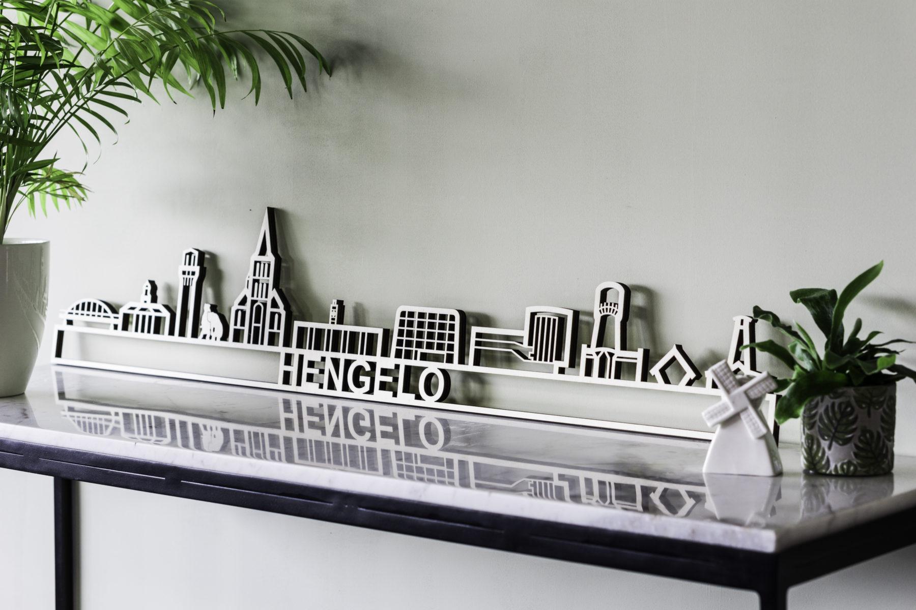 Skyline Hengelo hout