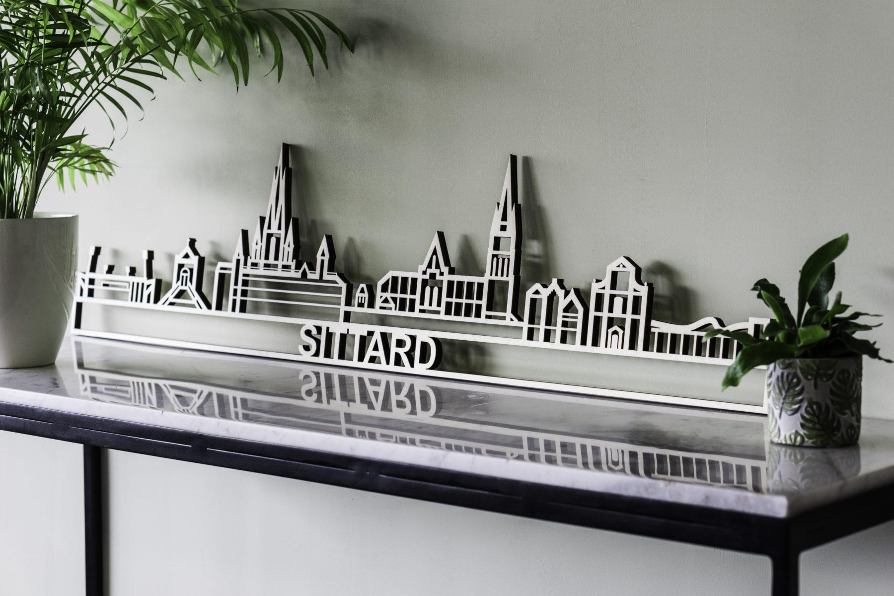 Skyline Sittard hout