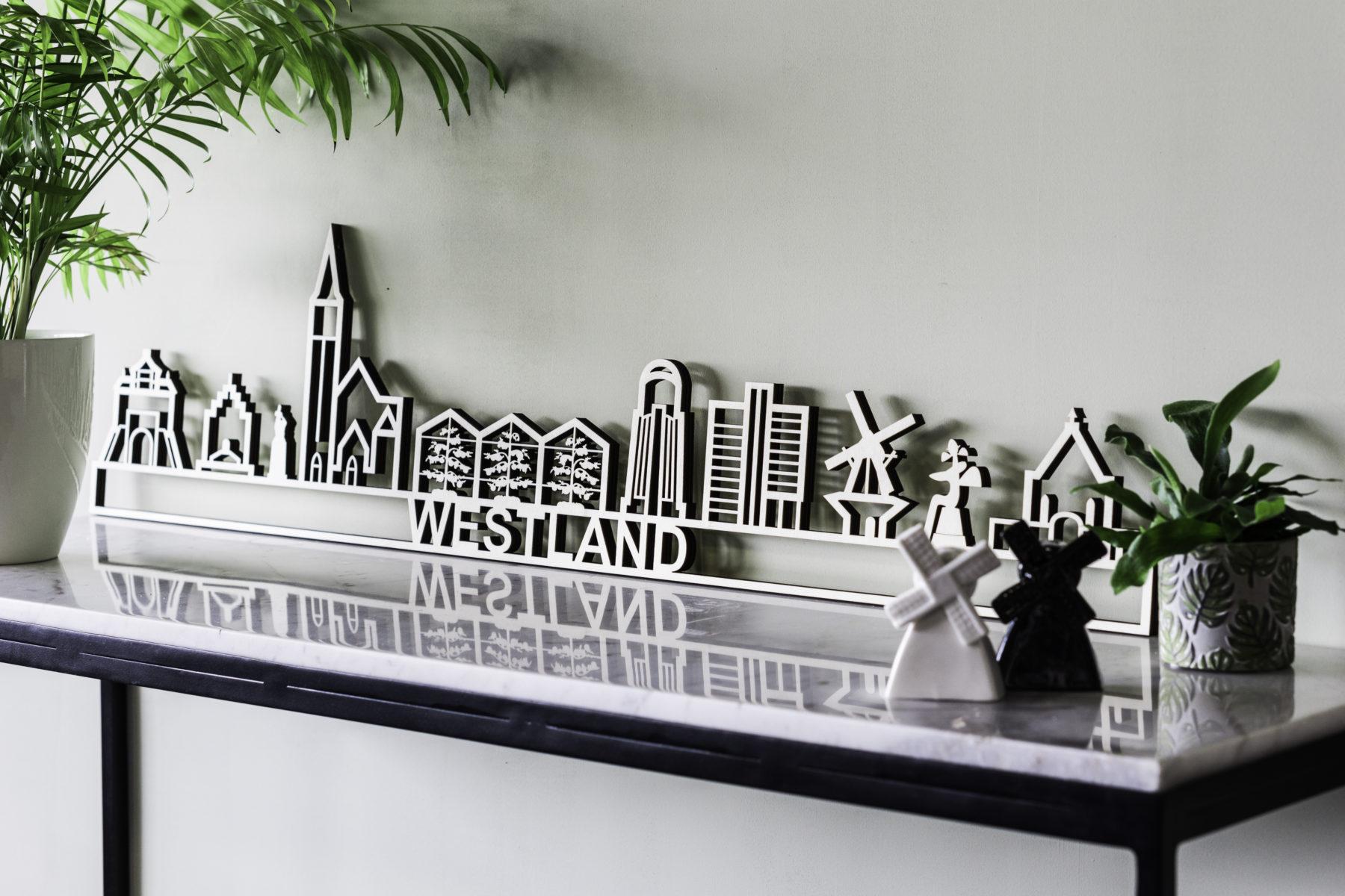 Westland skyline hout