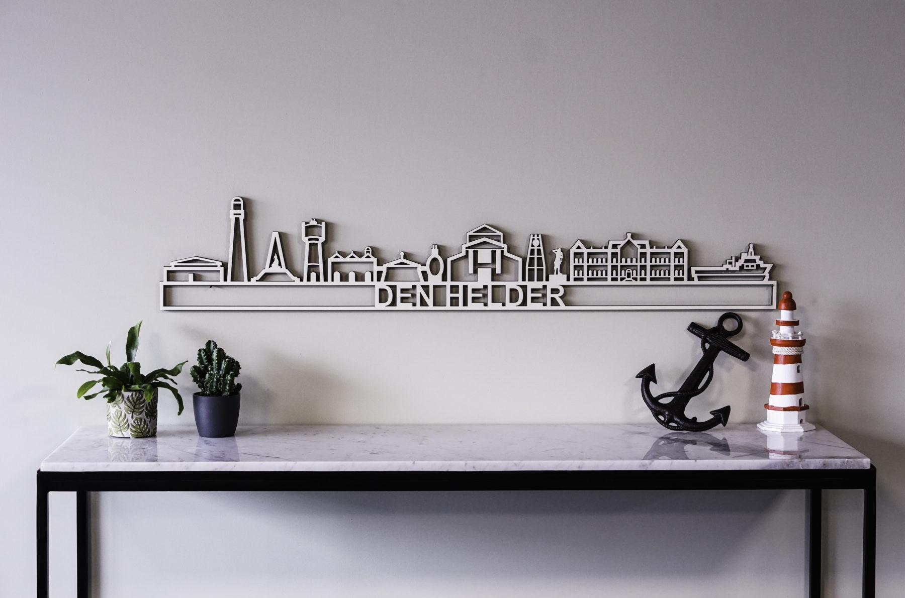 houten skyline Den Helder