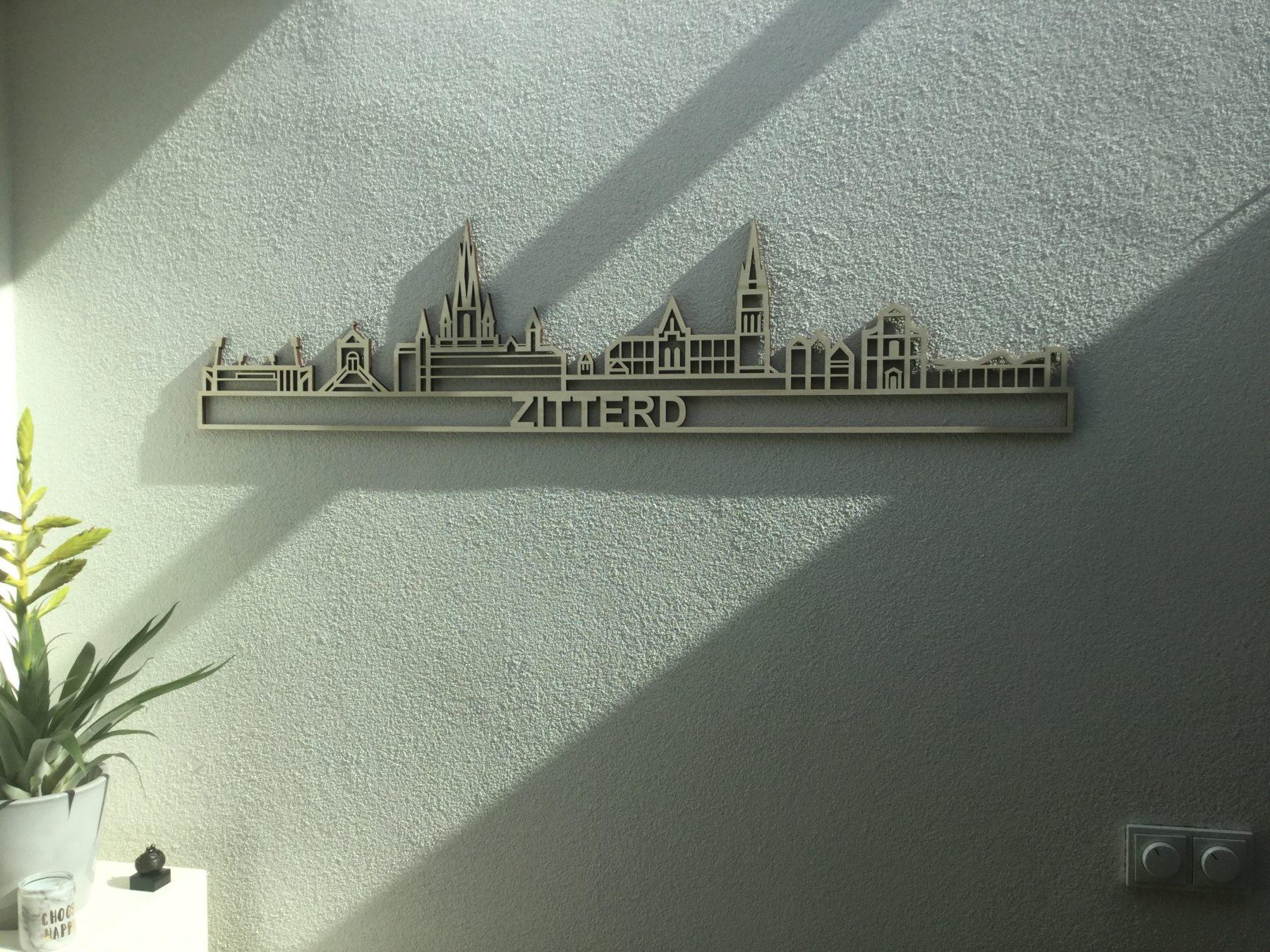 Skyline Zitterd 130cm populieren