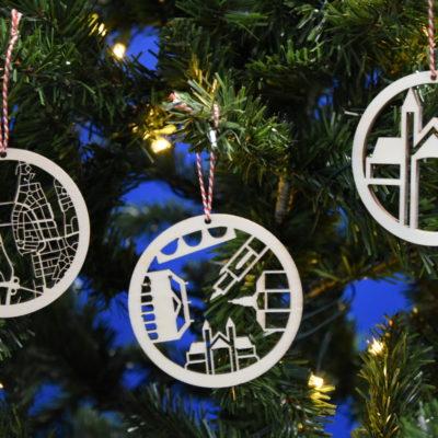 Kerstballen Maastricht
