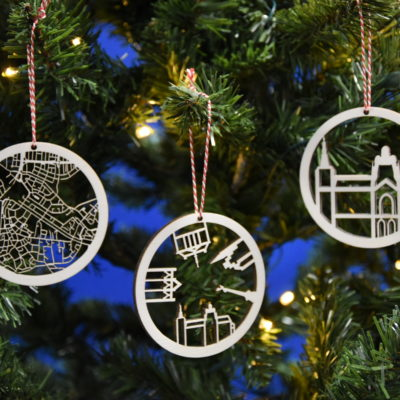 Kerstballen Den Bosch