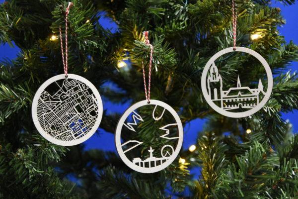 Kerstballen Den Haag