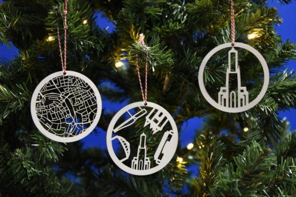 Kerstballen Arnhem