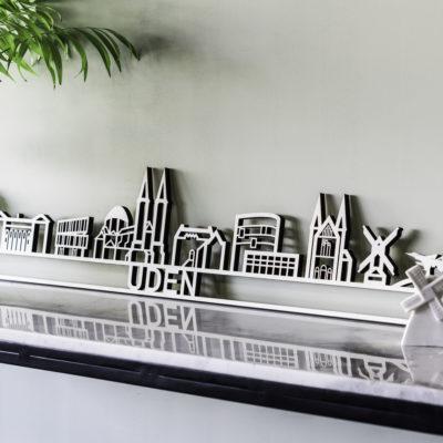 Skyline Uden