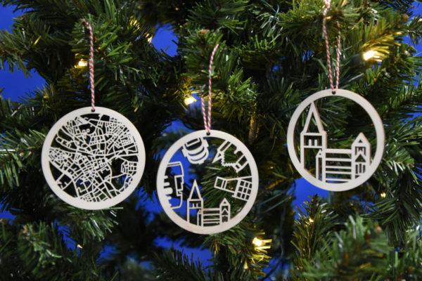 Kerstballen Heerlen