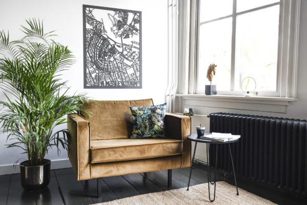 Amsterdam-stadskaart-zwart-mdf-hout
