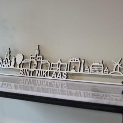 Skyline Sint Niklaas