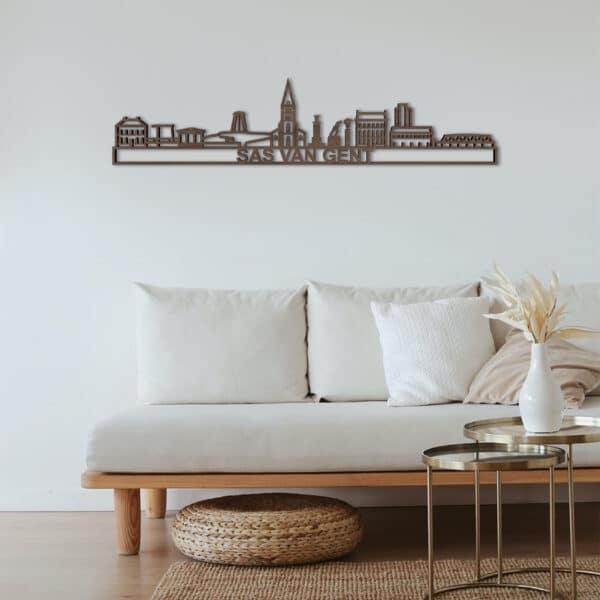 Skyline Sas van Gent