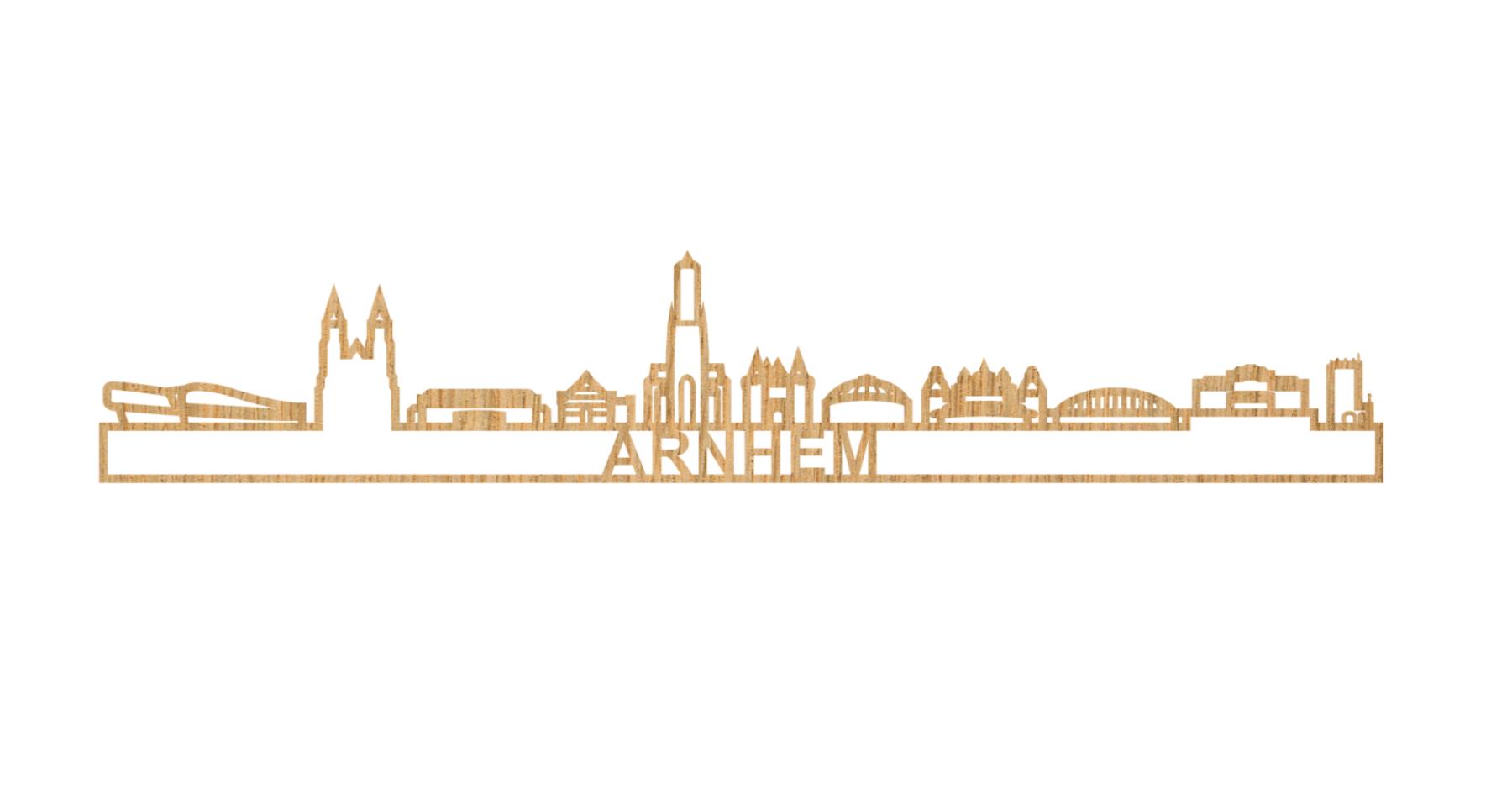 Arnhem 60cm hout