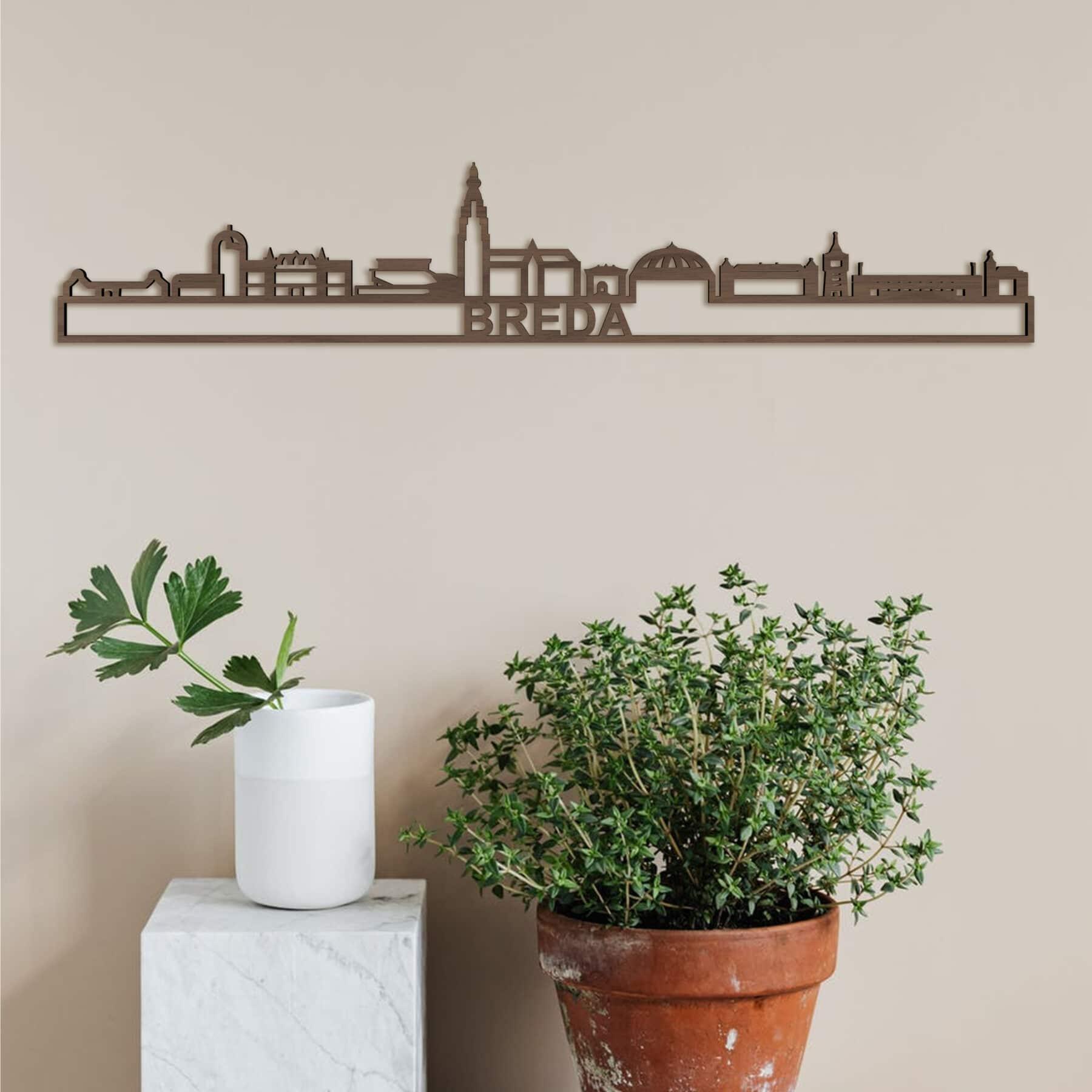 Skyline Breda noten