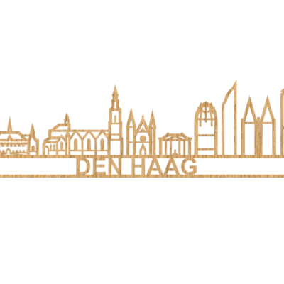 Skyline Den Haag (mini)