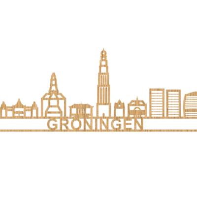 Skyline Groningen (mini)