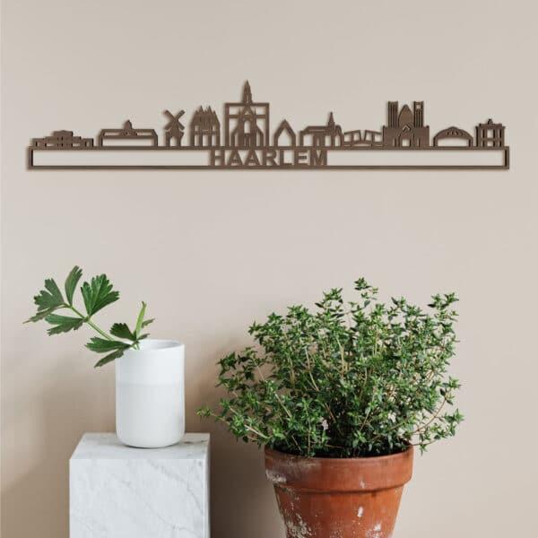 Skyline Haarlem (mini)