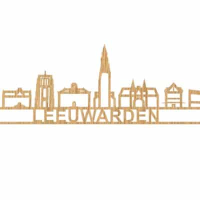 Skyline Leeuwarden (mini)
