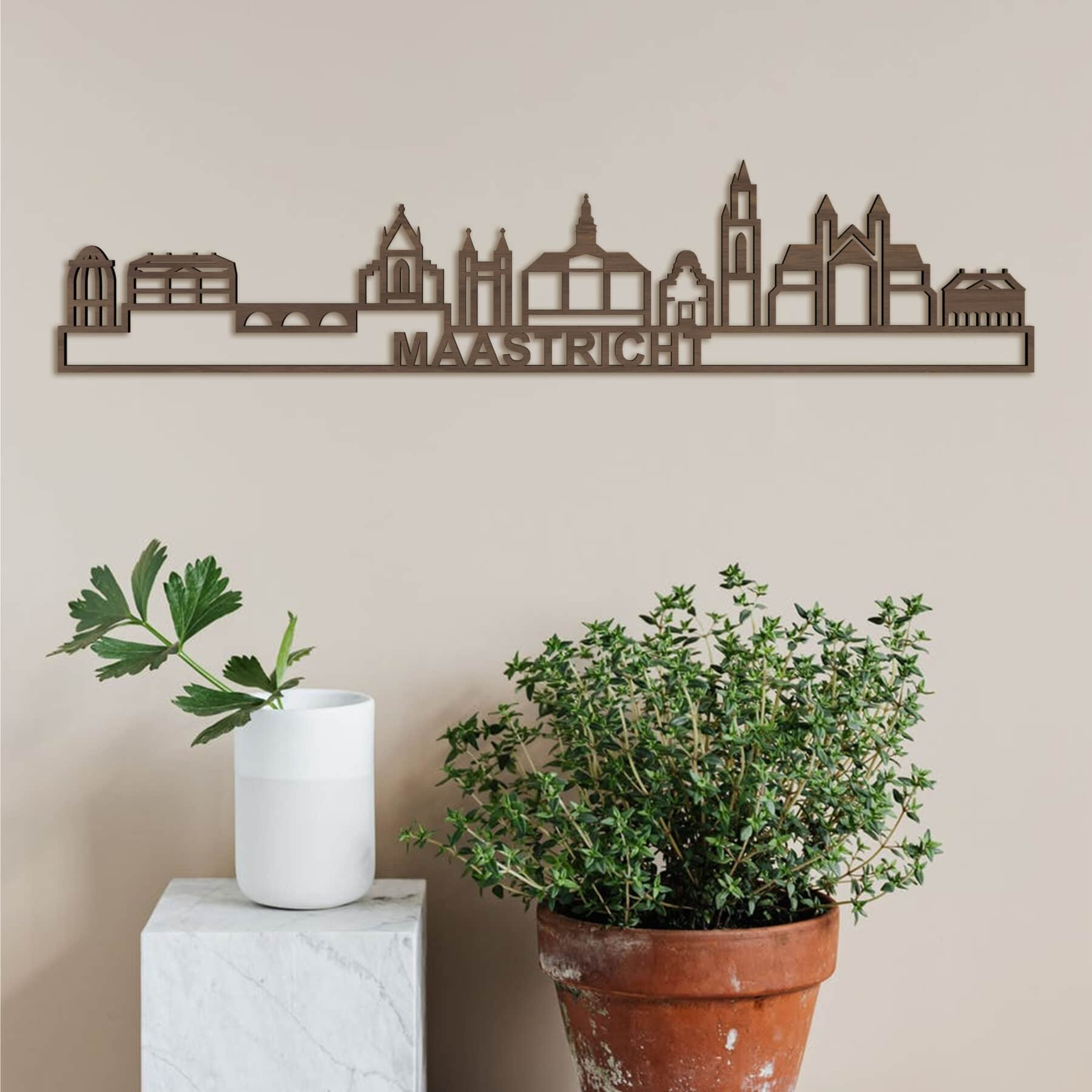 Skyline Maastricht noten