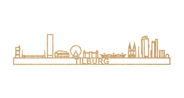 Skyline Tilburg (mini)