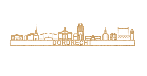 Skyline Dordrecht (mini)