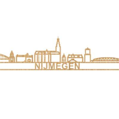 Skyline Nijmegen (mini)