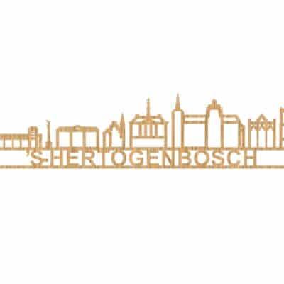 Skyline 's-Hertogenbosch (mini)