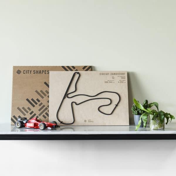 Circuit Zandvoort in verpakking