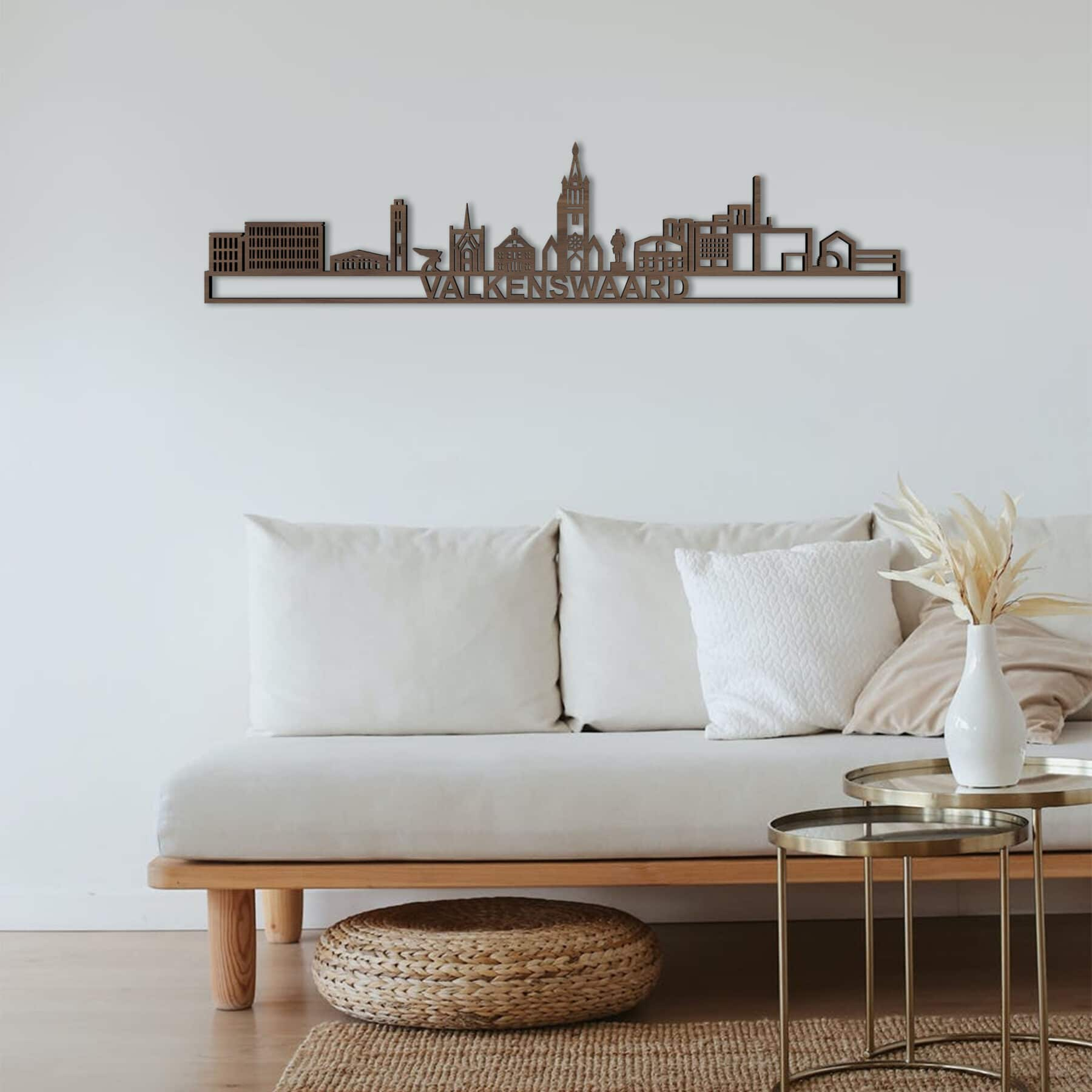 Skyline Valkenswaard hout