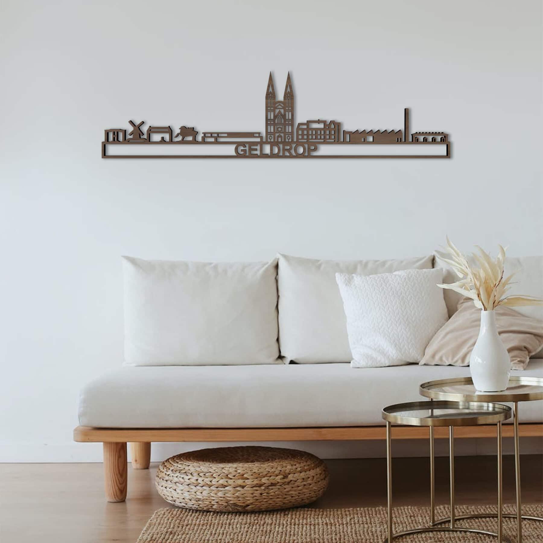 Skyline Geldrop hout