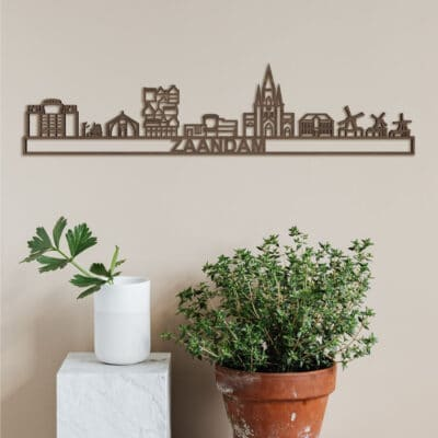 Skyline Zaandam (mini)